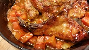 country style pork ribs recipes from a monastery kitchen