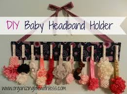 baby headband holder best 25 baby headband holders ideas on headband