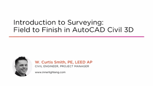 course preview introduction to surveying field to finish in