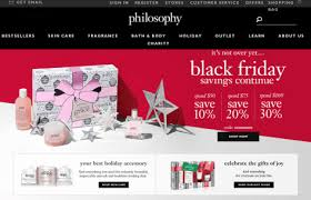 does mac cosmetics have black friday sale philosophy black friday 2017 sale on skin care cosmetics blacker