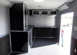 race car trailer cabinets wheel race trailer
