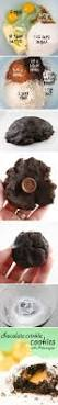 chocolate crinkle rolo cookies for the ultimate chocolate and