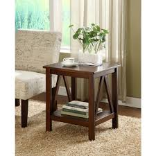 Livingroom End Tables Linon Home Decor Accent Tables Living Room Furniture The