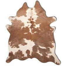 West Elm Cowhide Rug Natural Brand Kobe Cowhide Rug Brown U0026 White Salt U0026 Pepper Brown