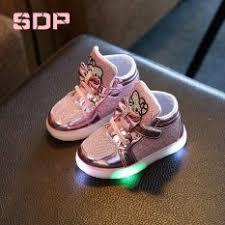 cinderella light up shoes size 7 8 girls shoes buy girls shoes at best price in malaysia www