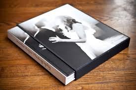 Leather Bound Wedding Album Coffee Table Fashion Books For Decor Interior Coffee Table Coffee