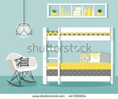 Cartoon Bunk Bed by Kids Bunk Beds Stock Images Royalty Free Images U0026 Vectors