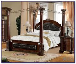 king size canopy bed frame australia bedroom home decorating