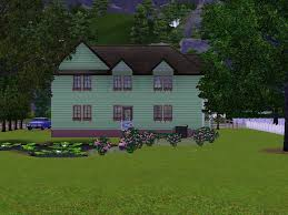 Folk Victorian by Mod The Sims Folk Victorian