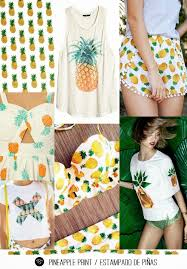 Pineapple Trend by It Trend Tropical Tendencia En La Mira Trópico The