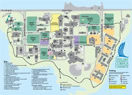 San Diego State Campus Map by Faculty Regents And Administration Texas A U0026m University Corpus
