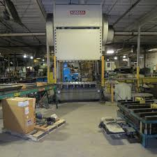 inventory press fabricating machinery inc