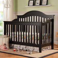 What Is A Mini Crib by Davinci Jayden 4 In 1 Convertible Crib Ebony Babies