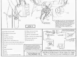 1966 mustang wiring diagrams average joe restoration lively 66