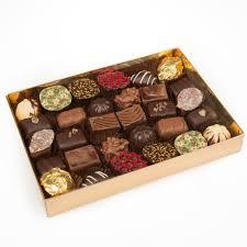 rumsey s large chocolate gift box rumsey s handmade chocolates