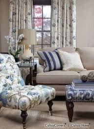 Calico Corners Sofas Meet Charlote Moss Fabrics Calico Corners And House Beautiful