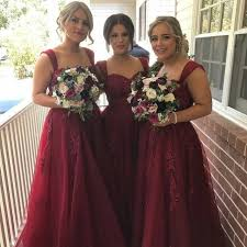 of honor dresses burgundy bridesmaid dresses plus size of honor dresses