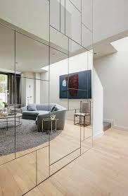 chambre avec miroir formidable idee papier peint chambre 10 le miroir d233coratif en