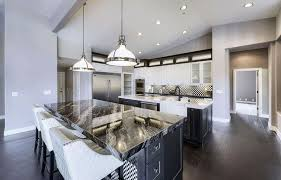 two tone kitchen cabinets with black countertops black granite countertops colors styles designing idea