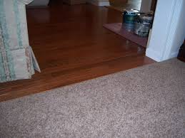 Tile To Laminate Floor Transition Carpet To Tile Transition On Wood Suloor Carpet Vidalondon