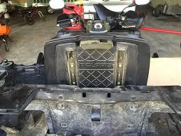 2012 sportsman x2 550 seat u0026 utility box problems polaris atv forum