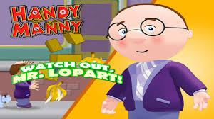 handy manny watch lopart educational game kids