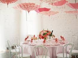 umbrella baby shower pink baby shower featured on style me pretty living karson