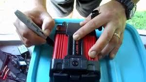 van conversion secondary power supply youtube