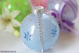 disney princess glitter ornaments the farm gabs