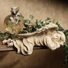 sleeping angel figurine shelf sitter