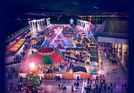 vancouver christmas light maze final chance 2 tickets to the new vancouver christmas market