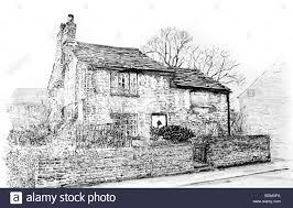 uk cheshire bollington palmerston street small unrenovated