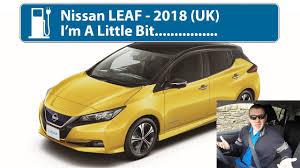 nissan leaf price uk nissan leaf 2018 uk thoughts youtube