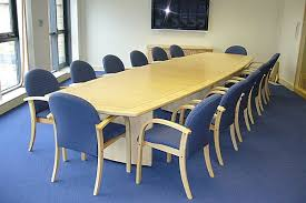used conference room tables exles of used office furniture we buy and sell