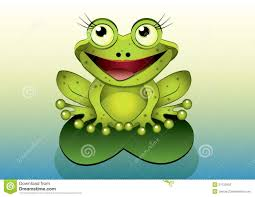 cartoon female frog pictures