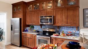 Cherry Cabinets In Kitchen Kitchen Cabinets But Will Be In Cream Color Ivory With Hazelnut