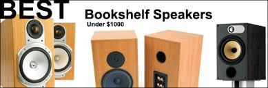 best bookshelf speakers 1000 editor s choice audioreview