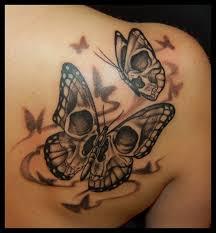 koi scull tattoos for 30 brilliant green koi