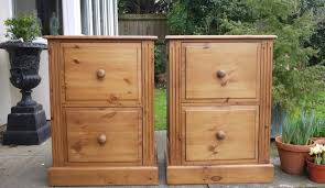 Pine Filing Cabinet Pine Filing Cabinets Second Household Furniture Buy And