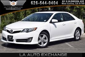 2014 toyota camry price used 2014 toyota camry se in covina