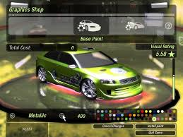 need for speed underground 2 bayview graphics shop jackson
