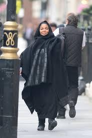 Janet Jackson Halloween Costume Janet Jackson Spotted Islamic Dress