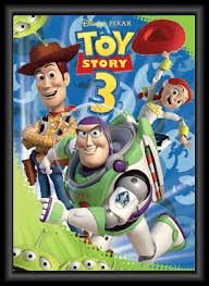 toy story 3 buzz woody jessie 3d poster framed 3d posters