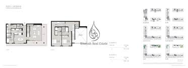 Duplex Floor Plan by Hartland Greens Duplex 4 Bedroom Floor Plan