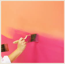 Colors To Paint Bedroom by Colorfully Behr How To Paint An Ombre Wall