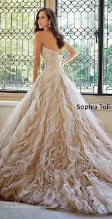 designer wedding gowns designer wedding dresses by tolli find it for weddings
