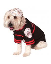 jason voorhees costume jason voorhees dog costume buy dog costumes horror