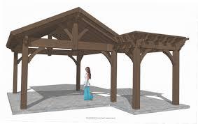 timber frame gazebo plans gazebo ideas