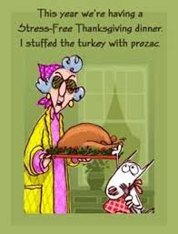 thanksgiving greetings from maxine