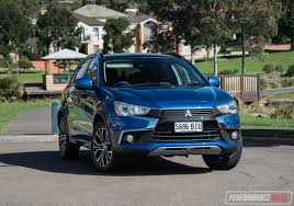 asx mitsubishi 2017 interior 2017 mitsubishi asx xls review video performancedrive